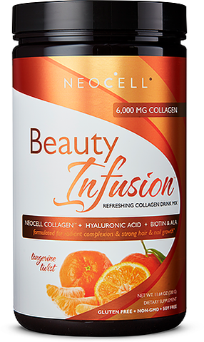 NeoCell Beauty Infusion Collagen Drink Mix - Tangerine Twist
