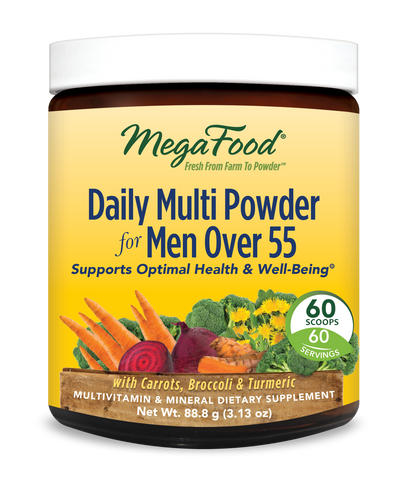 MegaFood Daily Multi Powder for Men Over 55