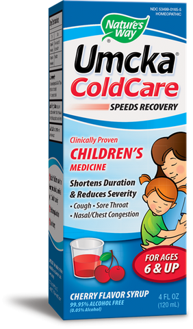 Nature's Way Children's Umcka ColdCare