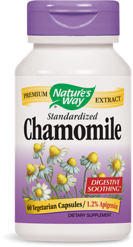 Nature's Way Chamomile Extract (Standardized)