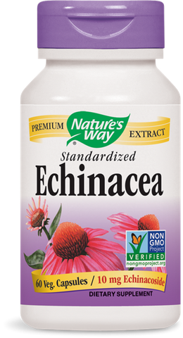 Nature's Way Echinacea Angustifolia Extract (Standardized)