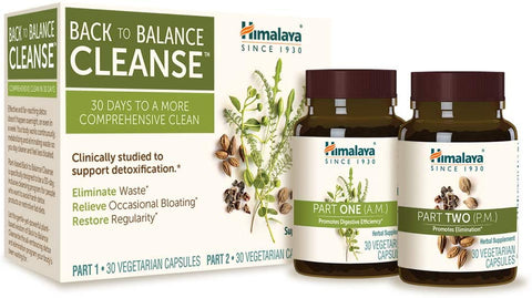Himalaya Back to Balance Cleanse