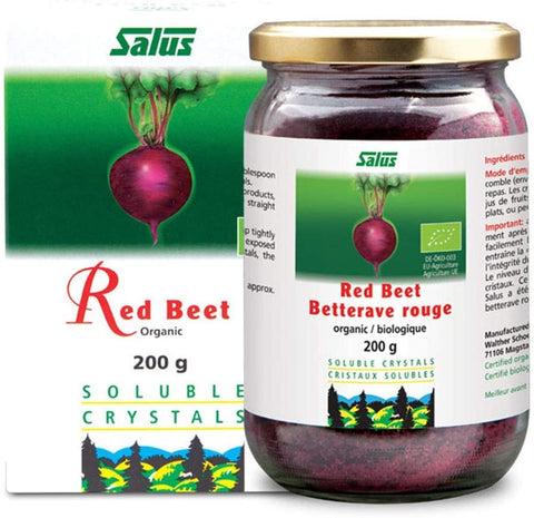 Salus Red Beet Soluble Crystals