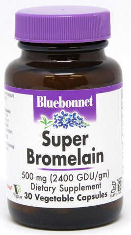 Bluebonnet Nutrition Super Bromelain
