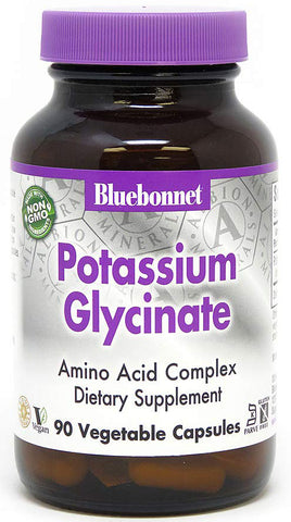 Bluebonnet Nutrition Potassium Glycinate