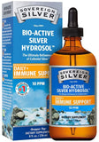 Sovereign Silver Hydrosol 10 PPM (Dropper-Top)