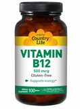Country Life Vitamin B12