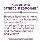 Natures Way Siberian Eleuthero Extract (Standardized)