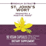 Natures Way St. Johns Wort Extract (Standardized)