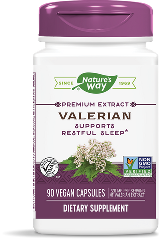 Nature's Way Valerian Extract (Standardized)