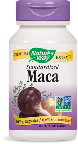 Nature's Way Maca Extract (Standardized)
