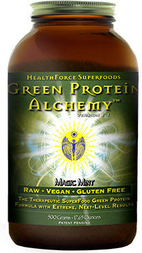 HealthForce SuperFoods Green Protein Alchemy - Magic Mint