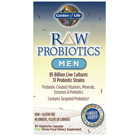 Garden of Life RAW Probiotics Men