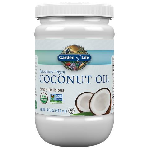 Garden of Life Raw Extra Virgin Coconut Oil