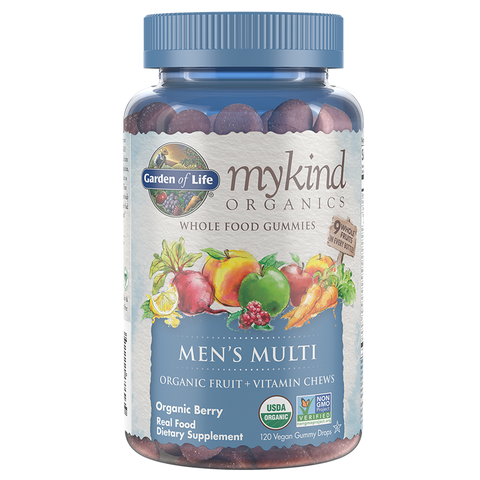 Garden of Life mykind Organics Men's Multi Gummies