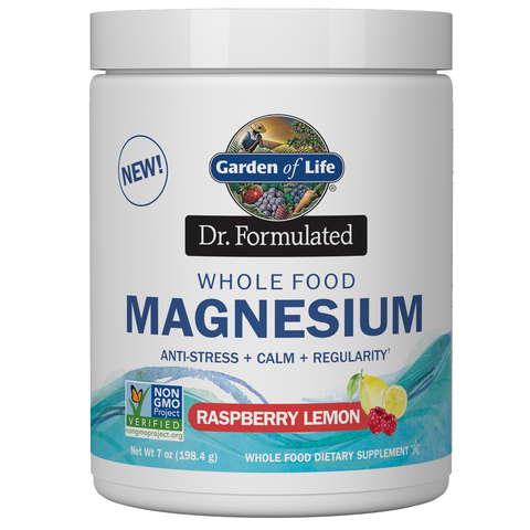 Garden of Life Dr. Formulated Whole Food Magnesium
