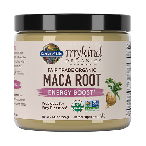 Garden of Life mykind Organics Maca Root Energy Boost