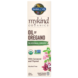 Garden of Life mykind Organics Oil of Oregano Seasonal Drops