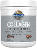 Garden of Life Grass Fed Collagen Coconut MCT