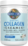 Garden of Life Grass Fed Collagen Creamer