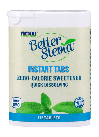 NOW BetterStevia Instant Tabs