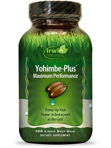 Irwin Naturals Yohimbe-Plus Maximum Enhancement