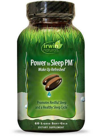 Irwin Naturals Power to Sleep PM
