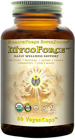 Healthforce SuperFoods MycoForce Immunity