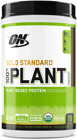 Optimum Nutrition Gold Standard 100% Plant-Based Protein