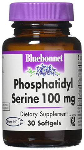 Bluebonnet Nutrition Phosphatidyl Serine 100 mg