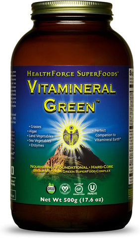 HealthForce SuperFoods Vitamineral Green