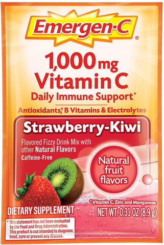 Emergen-C - Strawberry-Kiwi
