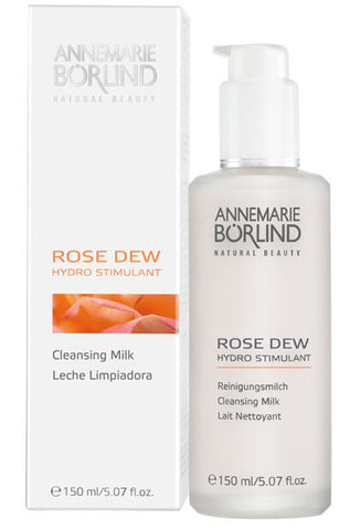 Annemarie Borlind Rose Dew Cleansing Milk