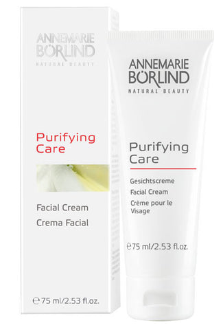 Annemarie Borlind Purifying Care Facial Cream