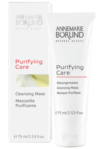Annemarie Borlind Purifying Care Cleansing Mask
