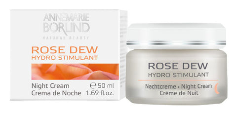 Annemarie Borlind Rose Dew Night Cream
