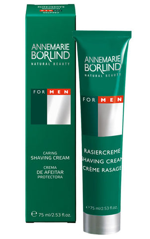 Annemarie Borlind For Men Caring Shaving Cream