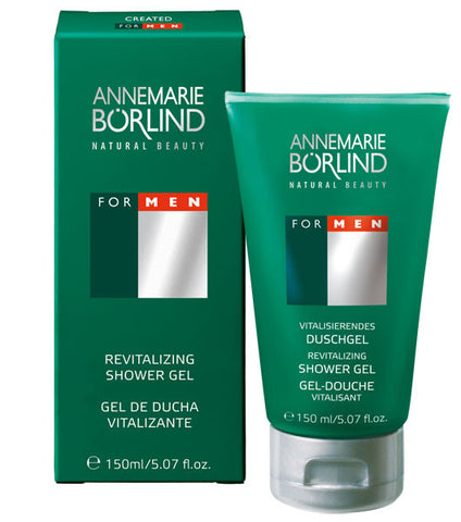 Annemarie Borlind For Men Revitalizing Shower Gel