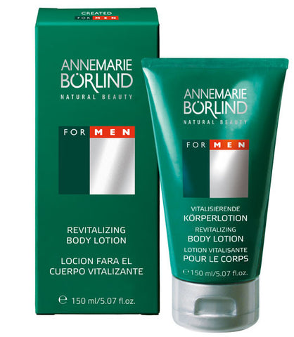 Annemarie Borlind For Men Revitalizing Body Lotion