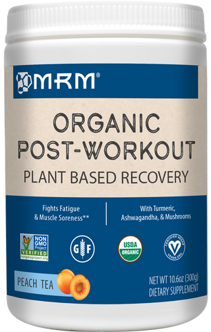 MRM Organic Post-Workout - Peach Tea