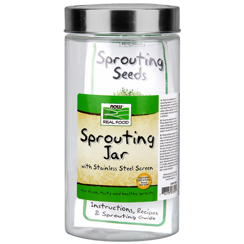 NOW Sprouting Jar