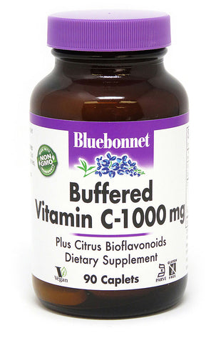 Bluebonnet Nutrition Buffered Vitamin C-1000 mg