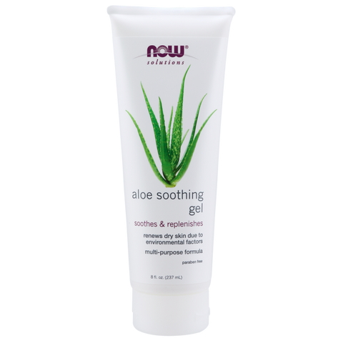 NOW Solutions Aloe Soothing Gel