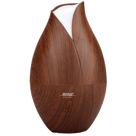 NOW Ultrasonic Faux Wooden Oil Diffuser