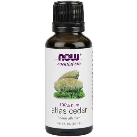NOW Atlas Cedar Oil