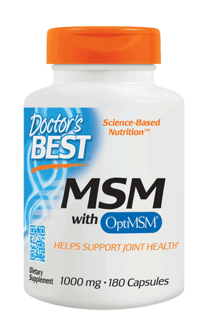 Doctor's Best MSM with OptiMSM