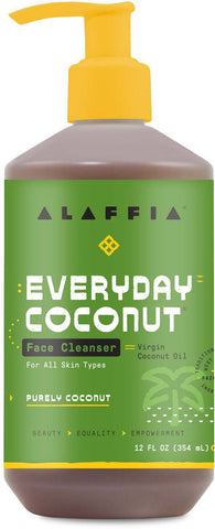 Alaffia Everyday Coconut Face Cleanser