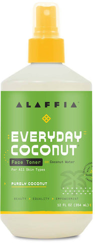 Alaffia Coconut Water Face Toner