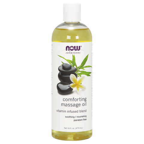 NOW Comforting Massage Oil