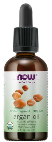 NOW Solutions Argan Oil (Organic)
